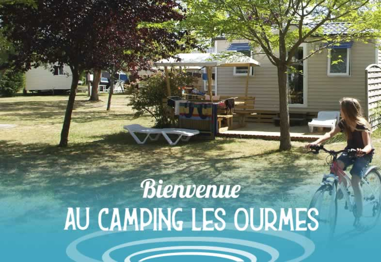 camping west coast of France